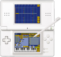 nitrotracker nintendo ds sequencer synth